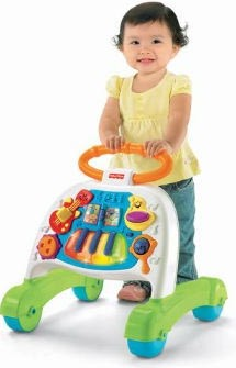 fisher-price-lauflernwagen-gruen